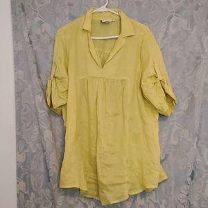 Nature Yellow Shirt